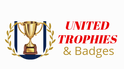 United Trophies & Badges Logo